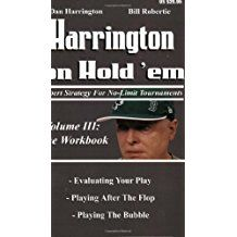 Harrington on Hold'em Volume 1 - Dan Harrington
