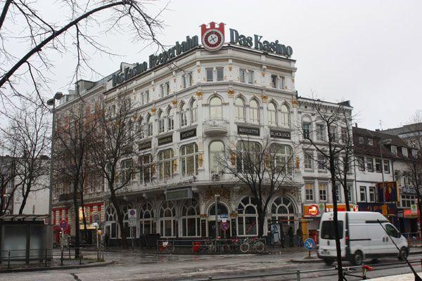 Spielbank Hamburg Reeperbahn
