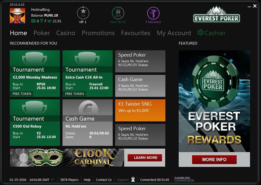 Live online free blackjack