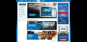Nordicbet Poker Poker Software