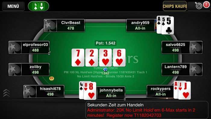 Pokerstars Spieler Suchen