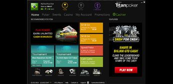 Titan Poker Poker Software